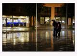 A rainy night 51