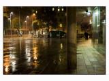 A rainy night 53