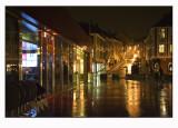 A rainy night 54