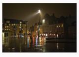 A rainy night 55
