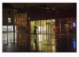 A rainy night 56