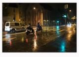 A rainy night 62