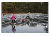 Fun and games on ice  :-)