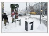 Snowy town # 2