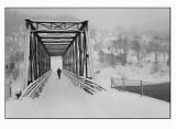 A snowy trip