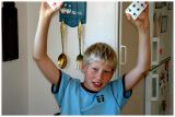 Jonas the card shark