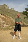 Wenatchee Local  Dan  On Return For Trip Up Saddle Rock