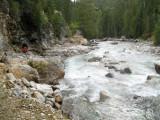 Washout  Near Car Wash Falls