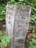 Trail Toward Bridge Creek