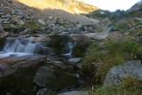 Pelton Creek Near Cascade Pass