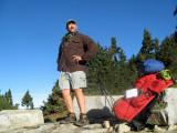 Hero Shot  A Top Cascade Pass
