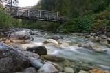 Old Horse Bridge On Bridge Creek, ,, PCT
