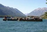 Lifeline To All Stehekin Life,,,, The Barge