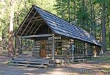 Stehekin's Log School House