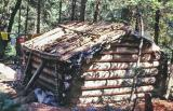 Rex Williams Cabin on Woods Creek near Beldon  Calif.
