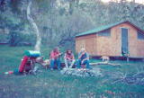 Mission Creek Gold Camp ( April, 1977)