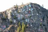 Numeral Rock ( Above the Town of Entiat)