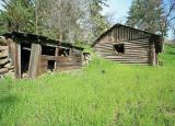 Old Ohme Cabin  at Homestead