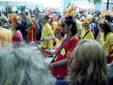 Mulitcultural parade Berlin