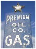 Gas Sign Green River Utah