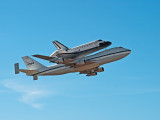 Space Shuttle Endeavour comes home