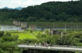 Freedom Bridge at Imjingak