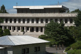 North Korean House of Peace at Panmunjom on the DMZ