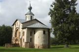 Historic church within Yaroslavl's Court