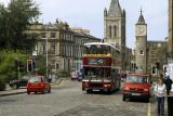 Bus in Stockbridge