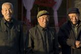 Three elders, Pingyao
