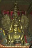 Boddhisattva, Xiantong Temple, Wutai Shan