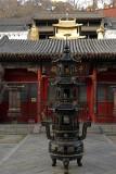 Xiantong Temple, Wutai Shan
