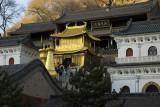 Bronze Hall, Xiantong Temple, Wutai Shan