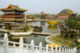 Kaifeng Millenium City Park:, recreating the Song Dynasty