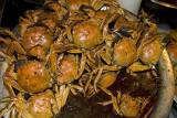 Hot chilli crabs, Zhengzhou night market