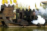 Kaifeng Millenium Park: reenacting ancient battles