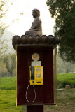 Hotline to Buddha, Shaolin Monastery, China