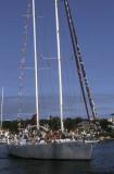Sunset cruise depart Cullen Bay