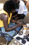 Tiwi craftswomen