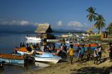 Gizo waterfront