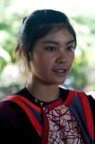 Lisu woman at a village outside Pai
