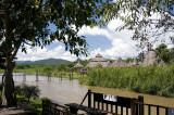Riverfront below Rim Pai Cottages
