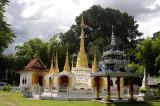 Wat Pa Kam reveals a distinct Burmese influence