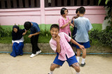 Schoolchildren, Pai