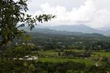 Pai valley from Wat Mae Yen