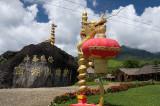 Ban Santichon, originally a Kuo Min Tang Chinese settlement