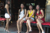 Bar hostesses, Chiang Mai