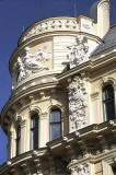 Jugendstil building, Riga