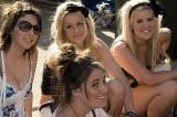 Group of friends, Perth Royal Show, WA