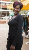 Clothing vendor, Broadhurst